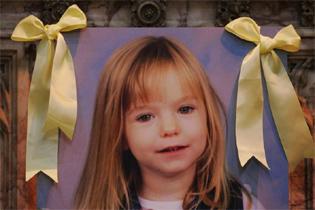 英国4岁女童在葡萄牙失踪寻人赏金达260万英镑