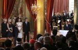 萨科齐发表就职讲演称法国急需改革
