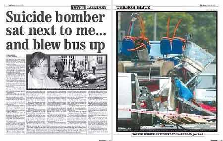 英国民众以二战精神应对伦敦恐怖袭击事件
