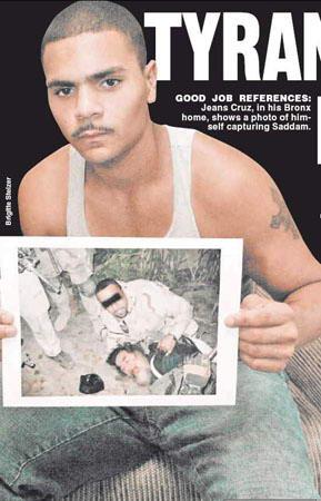 曾经擒获萨达姆的美军士兵退伍后找不到工作