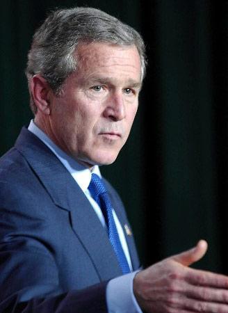 美国总统乔治-布什简介