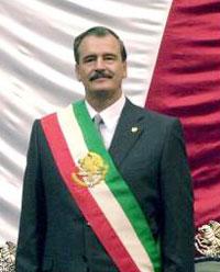 墨西哥总统福克斯简介