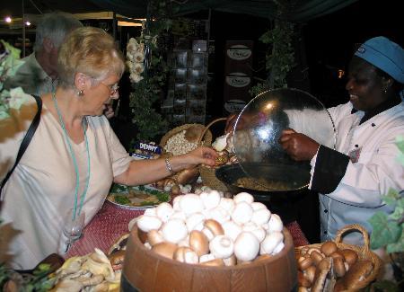 美食:南非举办特色美食v美食(1)图文广德图片美酒图片