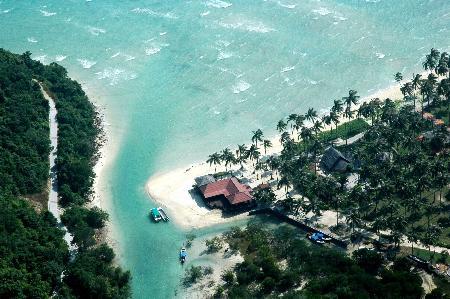 组图:印度洋海啸周年 泰国甲米景区恢复美丽