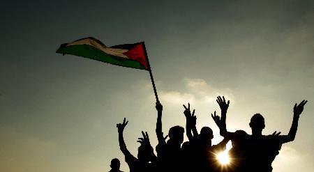 图文:加沙在以色列单边撤离前后
