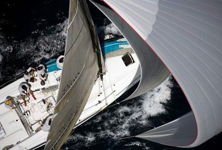 组图:澳大利亚举行传统帆船大赛