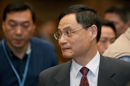 图文:外交部张炎出席国际原子能机构理事会议