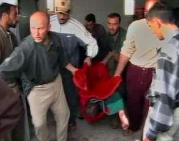 美军军官曾谎报屠杀伊拉克平民情况(组图)