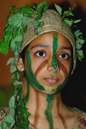 图文:印度纪念世界环境日(2)