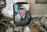 图文:以色列空军袭击巴勒斯坦总理府