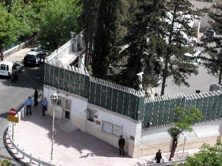 资料图片:美国驻叙利亚大使馆