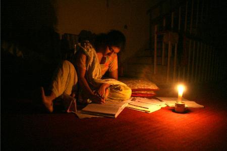 图文:巴基斯坦发生全国大停电