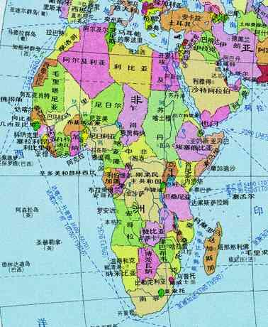 马达加斯加岛(世界第四大