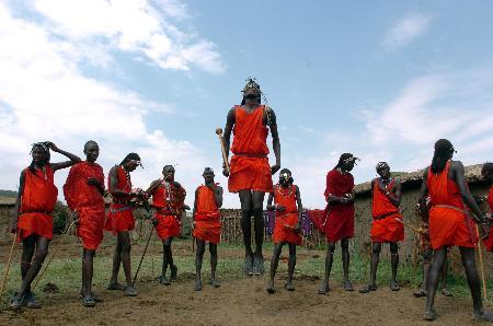 图文:走进非洲(8)