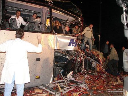 新闻中心 国际新闻 > 正文  图文:〔国际〕(2)土耳其发生重大交通事故