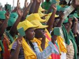 图文:坦桑尼亚庆祝执政党成立30周年