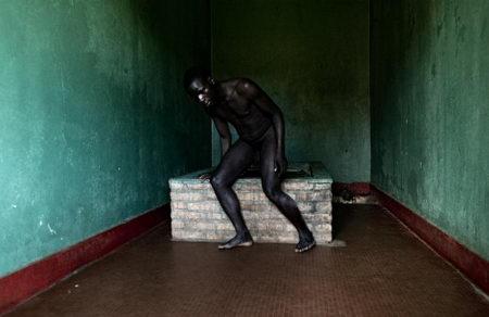 布隆迪精神病医院的病人5高清图片