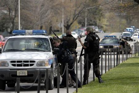 幸存学生确认凶手为年轻亚裔男子