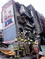 2002年3月台湾大地震