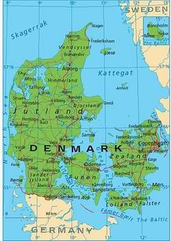 丹麦王国概况