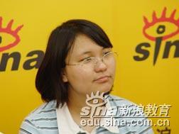 2005年北京高考文、理科状元作客新浪谈感受