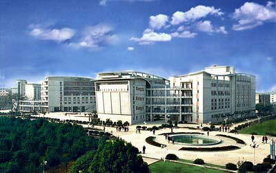 理工类美色校园:桂林电子工业学院(组图)