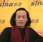 中央民大民乐系主任董锦汉做客新浪