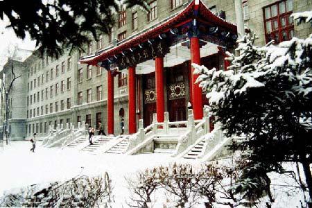 哈尔滨工程大学风景 图片来源:哈尔滨工程大学网站