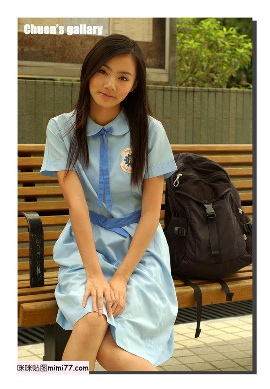好漂亮的香港大学校花 新浪论坛图片