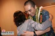 组图:张艺谋荣获第25届夏威夷电影节终身成就奖