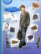 组图:10月14日时尚关键词--韩版休闲秋装