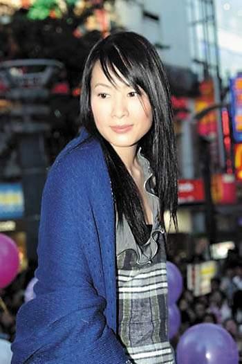 气质型美女刘若英是影视歌三栖明星