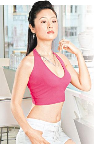 林心如丰胸瘦身成功 提升性感增加女人味(图)