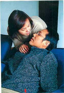 《中国式离婚》热播荧屏四大主演谈感受(组图)