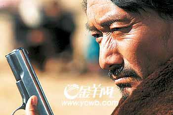 藏族演员多布杰:从煤矿走到《可可西里》(图)