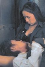 《可可西里》中的川妹子:因此片和男友分手(图)