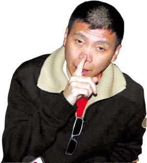 被骂记者要求冯小刚道歉媒体同行冷静看待(图)