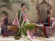 组图:李嘉欣摩洛哥拍广告着淡妆摆S型展另类美