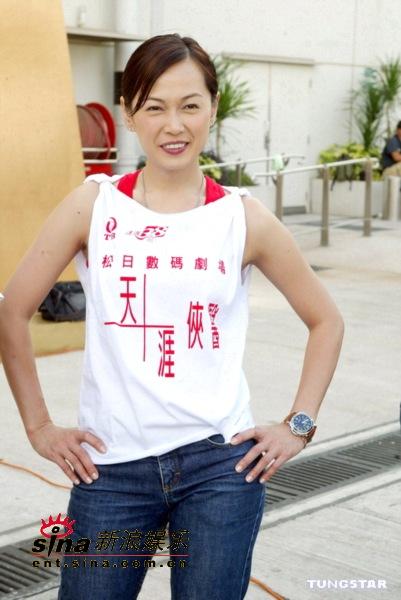 张家辉郭羡妮携手为 天涯侠医 作宣传 10
