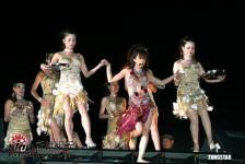 组图:蔡依林台北个唱炫百变造型与周杰伦热舞