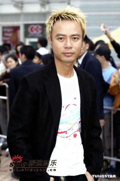 图文:香港年度音乐大奖候选出炉李克勤获大奖(12)