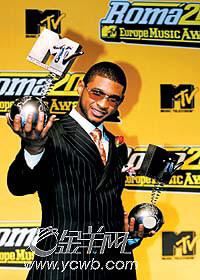 美国占领欧洲颁奖礼2004MTV欧洲音乐大奖落幕