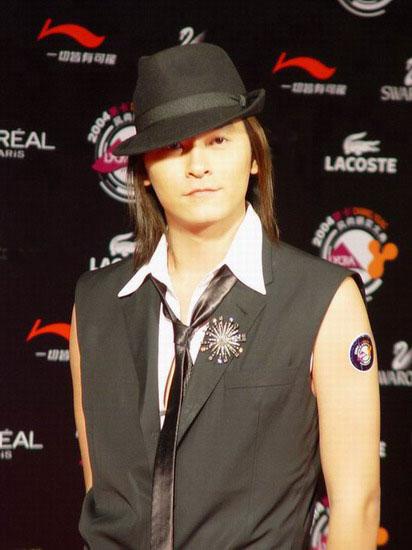 图文:2004莱卡风尚颁奖大典现场报道(7)