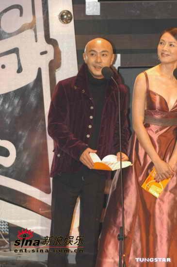 图文:2004电视金钟奖颁奖现场表演火爆(6)