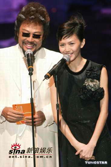 图文:2004电视金钟奖颁奖现场表演火爆(7)