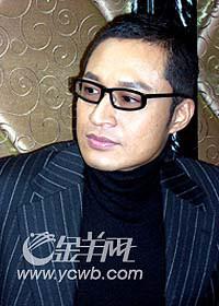 """马景涛陈法蓉演绎""""畸形夫妻""""(组图)"""