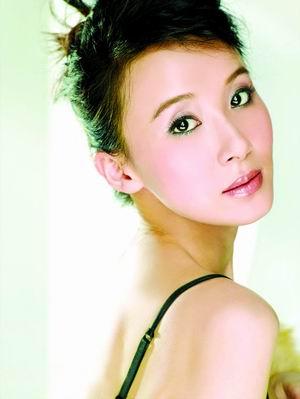 第一美女易主萧蔷月历照出(组图)