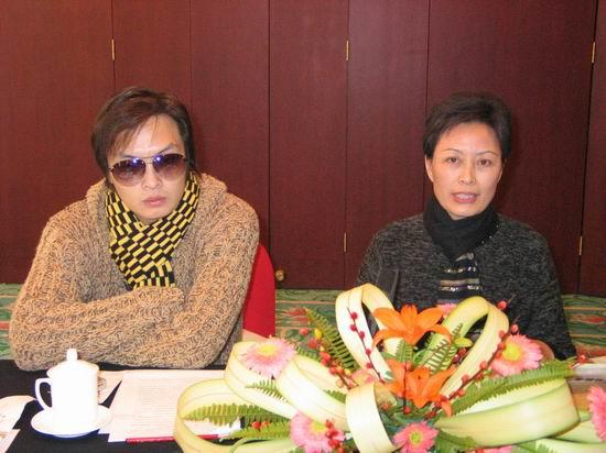 苏越官司又有新进展签约歌手严波正式宣布上诉