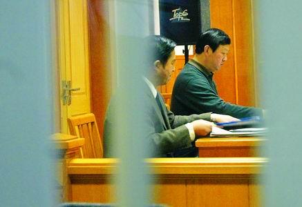 私生子案本周四正式宣判高峰王纳文静等结果