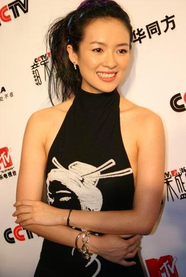 章子怡没有接拍《我的野蛮老婆3》(图)